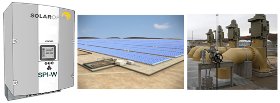 Solaropia Deep Wells Pumping Systems